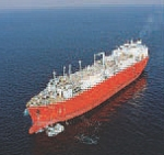 LNG Carrier - Daewoo Shipbuilding & Marine Engineering