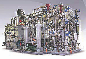 Industrial Lubrication Oil System - KS Industry
