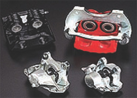 Disc Brake Caliper - Sungeup