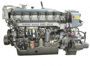 Highly Competitive Ship Diesel Engine Maker – Korean