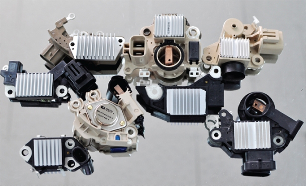Alternator Regulators