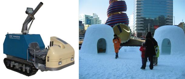 Snowmaking Machine