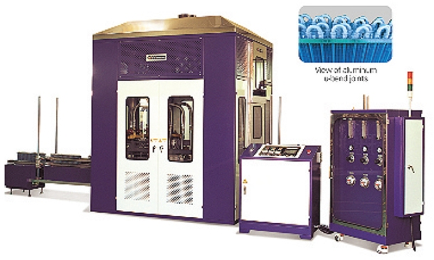Aluminum Brazing Machine