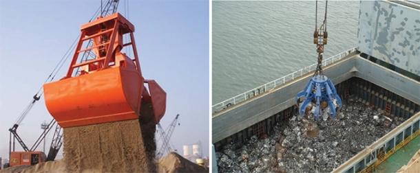 Harbor Loading/Unloading Machines