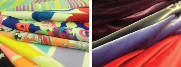 Light Textiles
