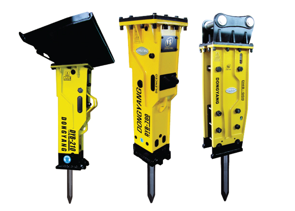 Hydraulic-breakers
