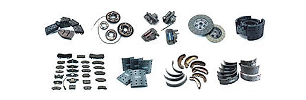 Automotive-disk-brake-pads