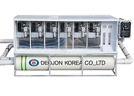 Dissolved-oxygen-supply-system