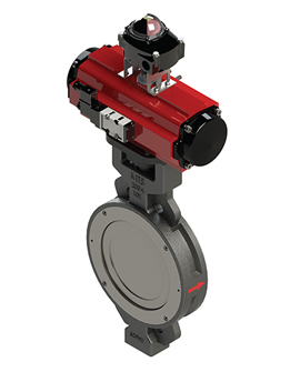 High-performance-butterfly-valve