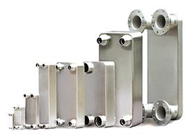 Brazed-plate-heat-exchanger