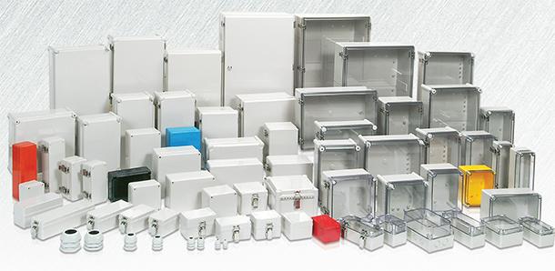 Industrial-enclosures