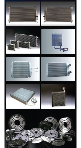 Automotive-heat-exchangers