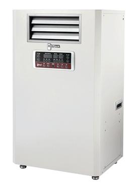 Hot-air-furnace