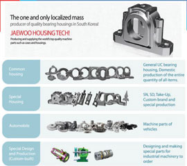Bearing-housings