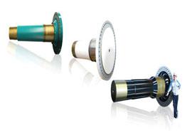 Rotor-shafts