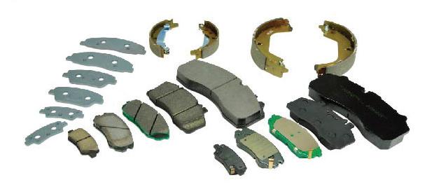 Brake-system---disc-brake-pad-&-lining