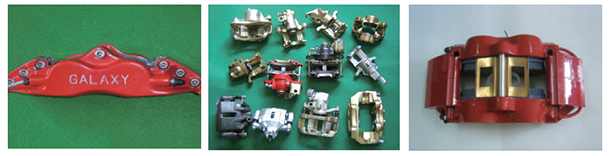 Disc-brake-caliper-castings