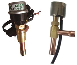 Linear-electronic-expansion-valve