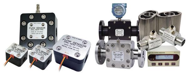 Flow-meters-&-flow-sensors