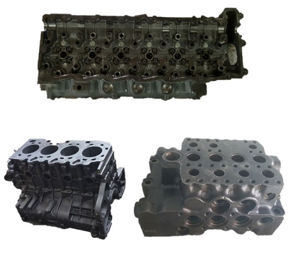 Cylinder Block & Cylinder Head