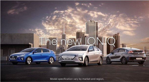Driving innovation IONIQ Electric