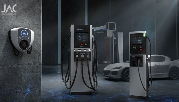 Fast, Advanced EV Chargers