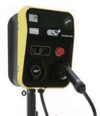 Fixed Electric Vehicle Charger (E-BOX-MS)