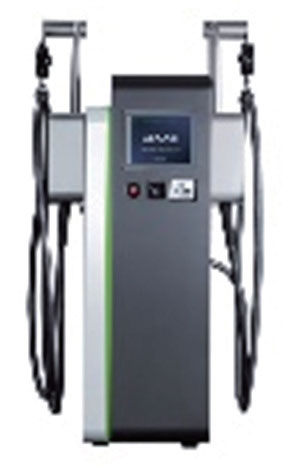 A 100kW Charger adopting the domestic standard (UK-QC100ST)