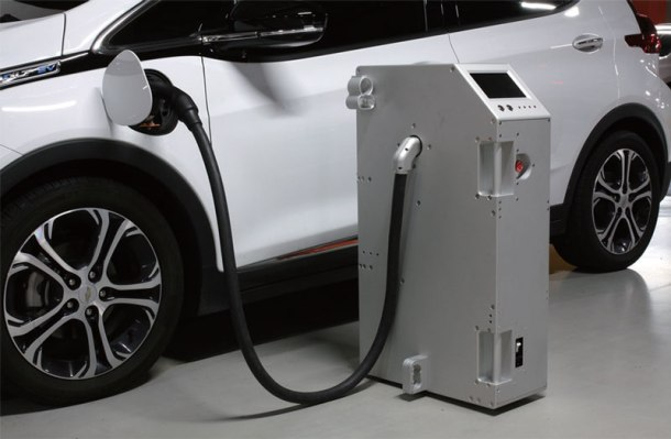 South Korea's 1st Private EV Charging Infrastructure