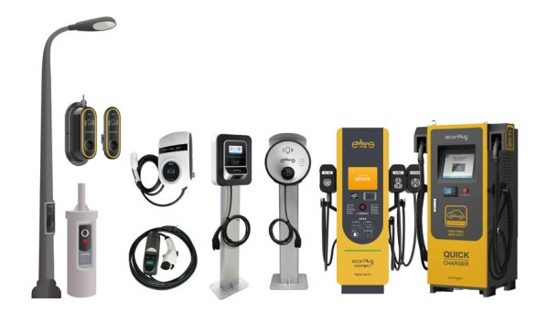 EV Chargers & Charging Stations