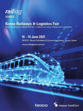 Asia's Leading Platform for the Railway an Logistics Industry