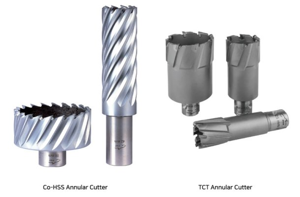 Annular Cutters & Carbide Rotary Burrs