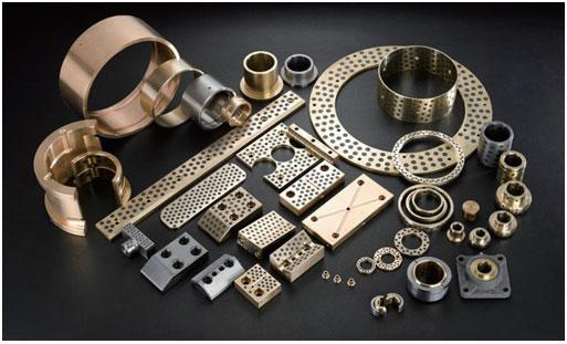 Bronze Casting Materials & Parts