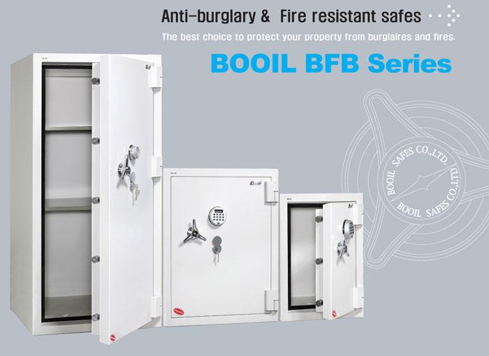 Fire-Resistant Safes