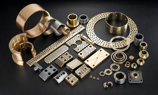Bronze Casting Materials and Parts