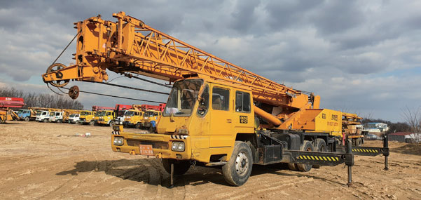 Construction Heavy Equipment & Undercarriage Parts