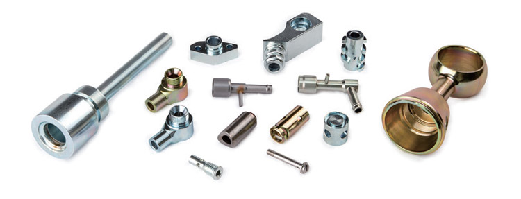 Hydraulic Tube Fittings & Adapters & Fluid Connectors