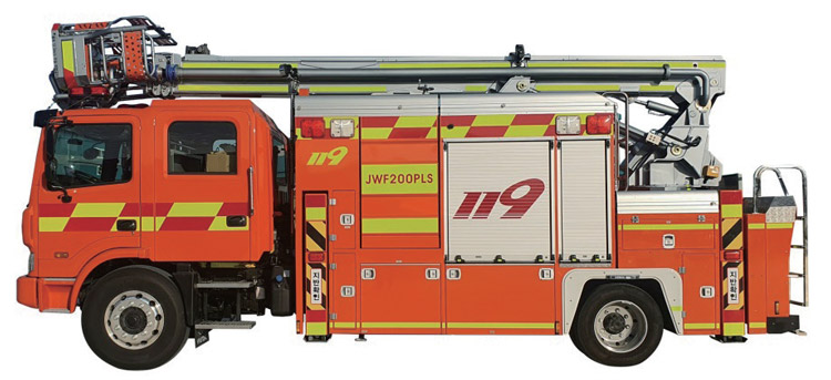 Demolition and Rescue Firefighting (DRFF) Vehicles