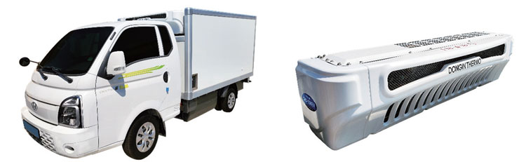Refrigeration Units for Vehicles