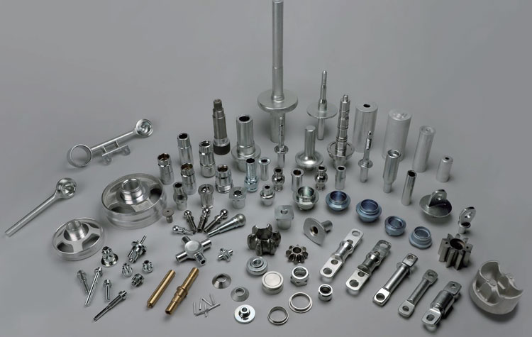 Cold-Forged Products for the Automotive Industry
