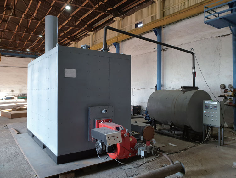 Complex Multi-Tube Boiler