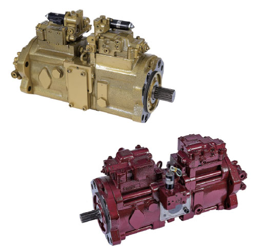 Core Parts for Heavy Construction Equipment