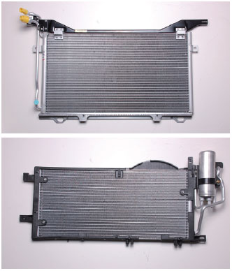 Automobile Air Conditioning System Parts