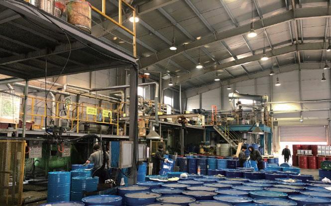 Polyurethane System & PU Foaming Machine