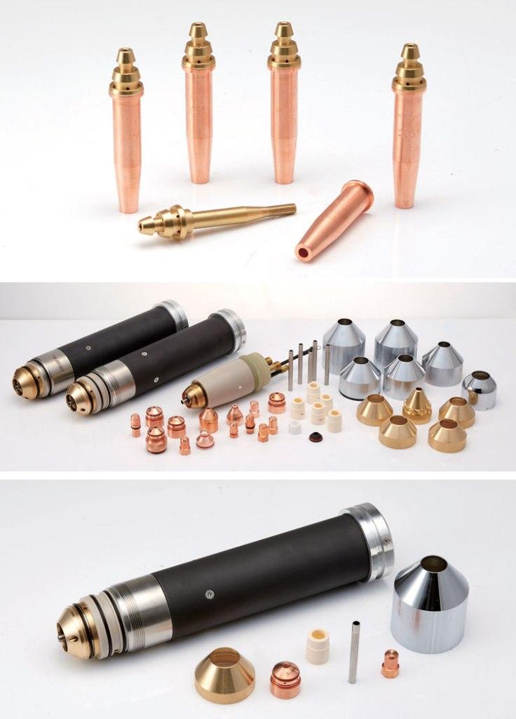 Plasma-Cutting Spare Parts