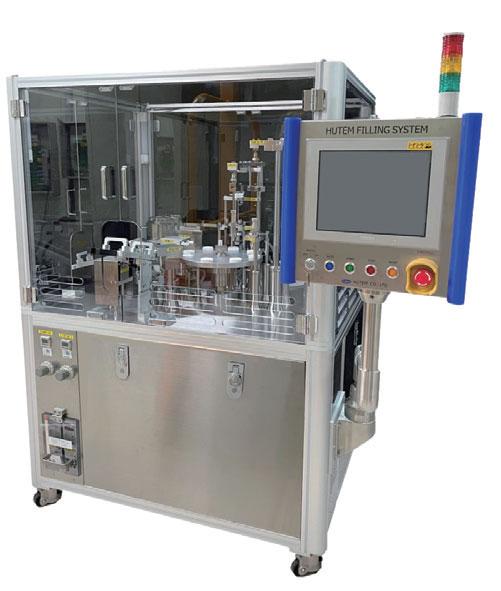 Pre-filled Syringe Filling & Closing Machine
